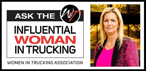 Ask the Influential Woman in Trucking Angela Eliacostas
