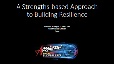 A Strengthed-Based Approach