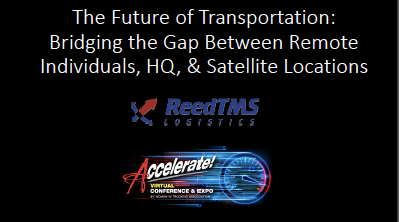 Future of Transportation-Bridging the gap