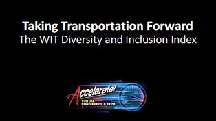 Taking Transportation Forward