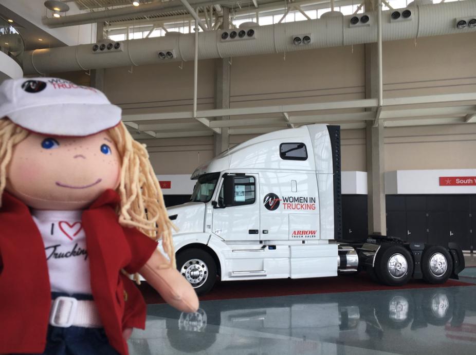 WheresClare-Truck