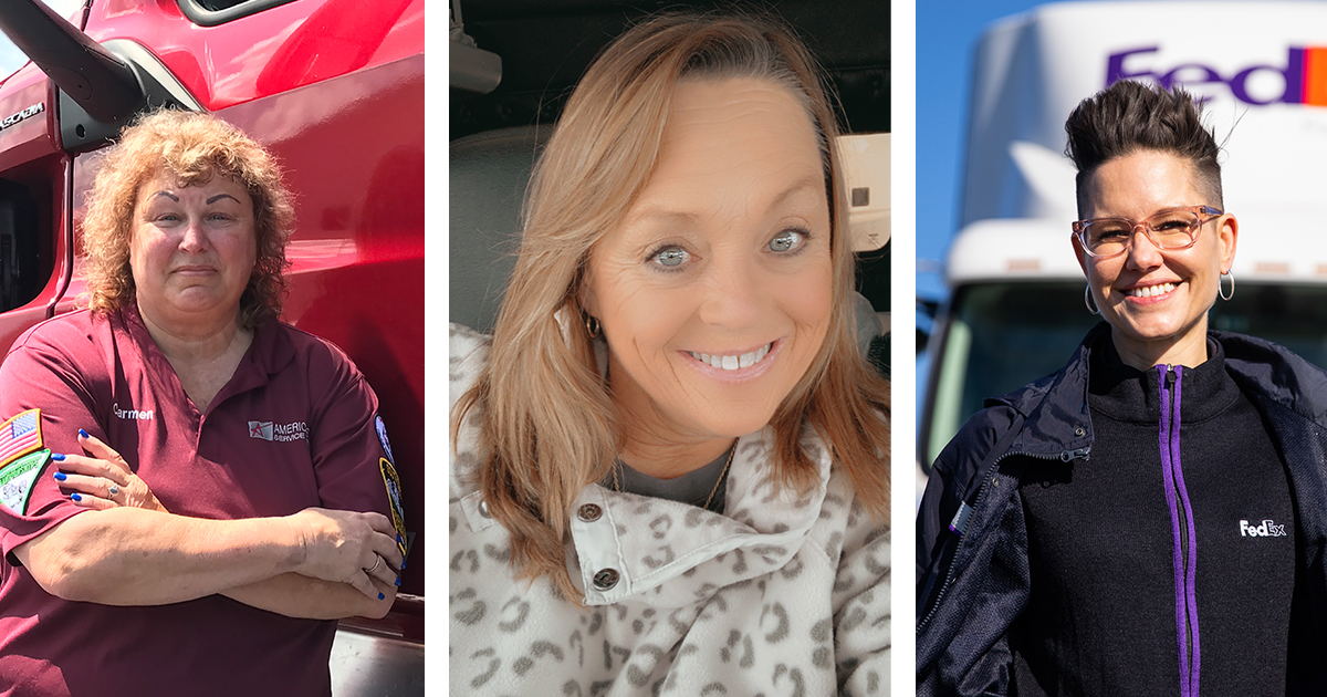 Women In Trucking Association Announces 2021 Driver of the Year Finalists