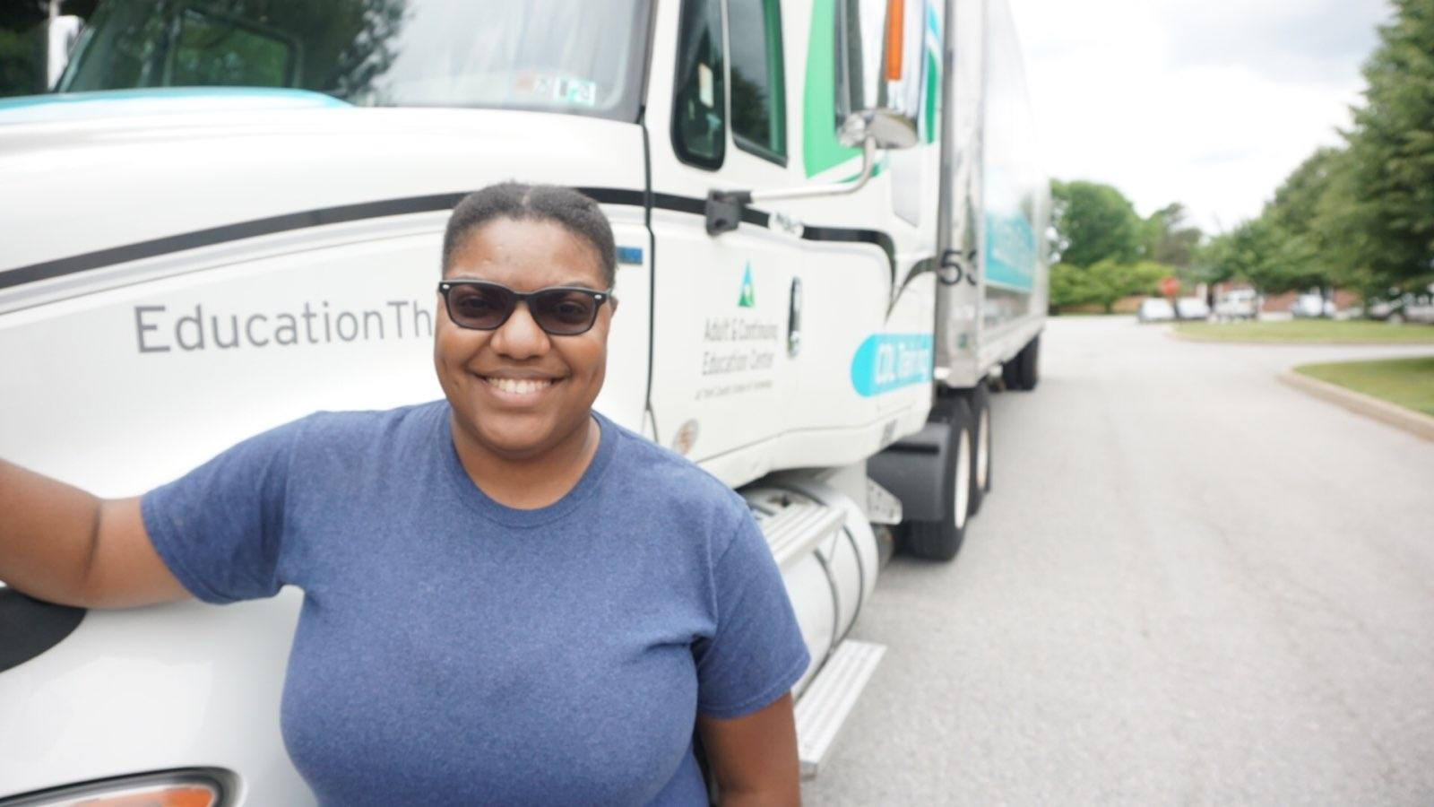 Women In Trucking Association Announces its July 2021 Member of the Month