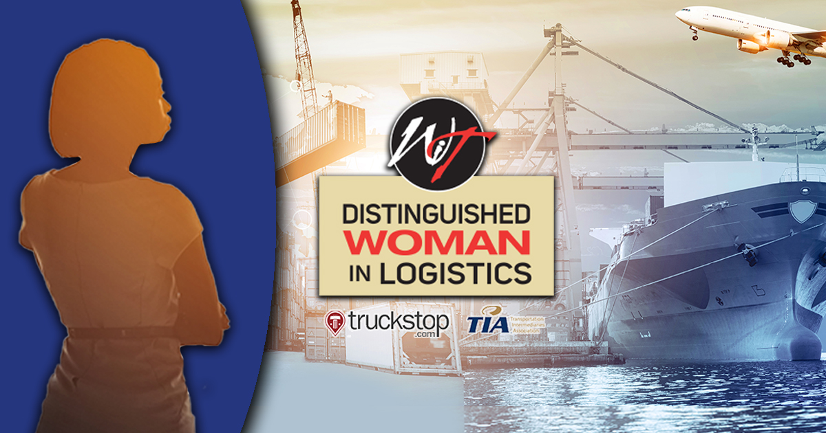 Call for Nominations: 2021 Distinguished Woman in Logistics Award