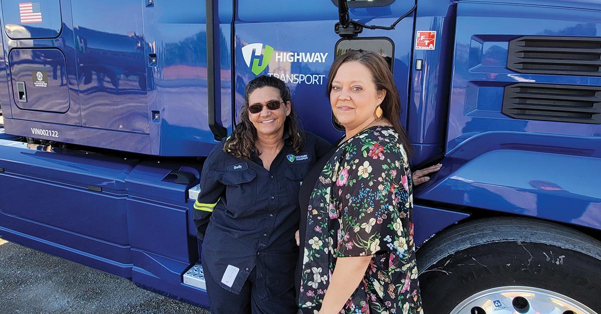 Highway Transport Walks the Talk to Support Females in Transportation