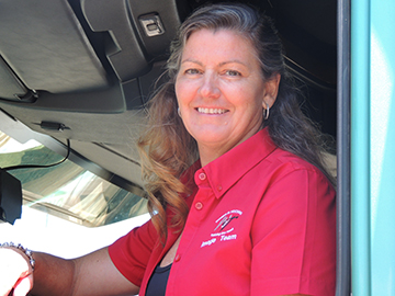 Women In Trucking Announces its 2019 June Member of the Month