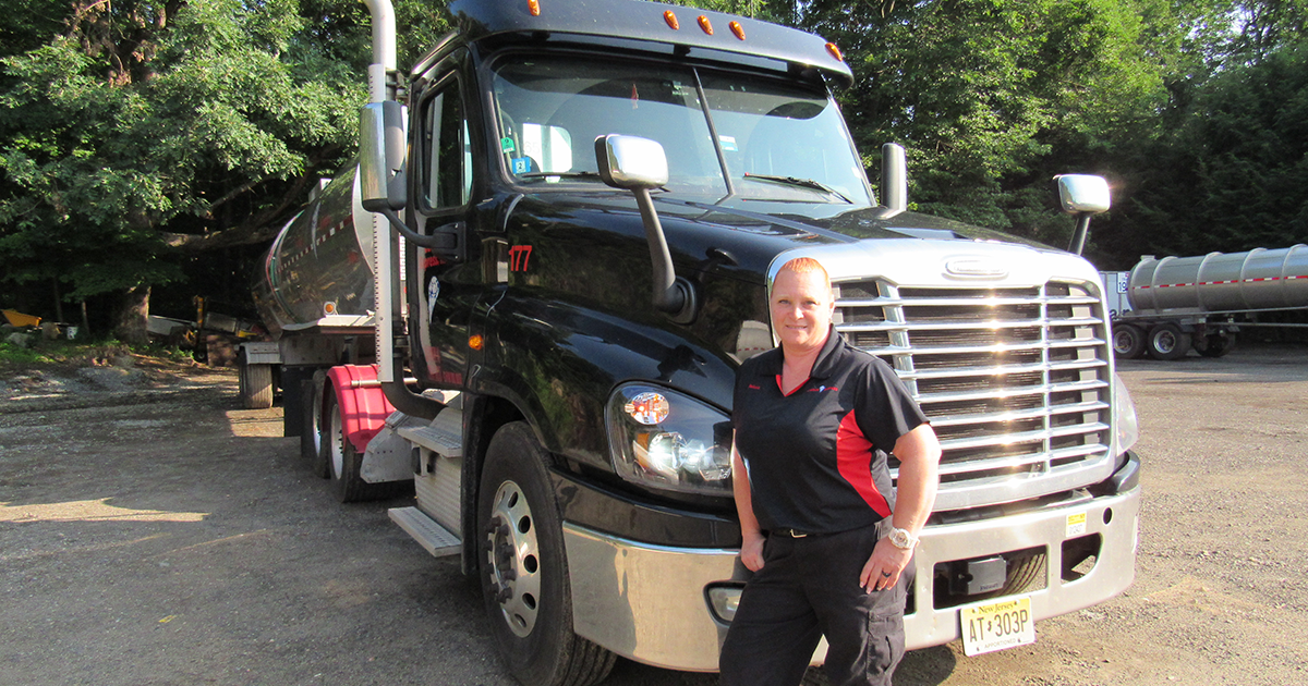Women In Trucking Association Announces its September 2021 Member of the Month
