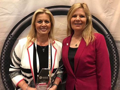 Eliacostas Named 2018 Influential Woman in Trucking