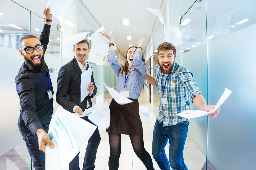 How Promoting Employee Happiness Benefits Everyone