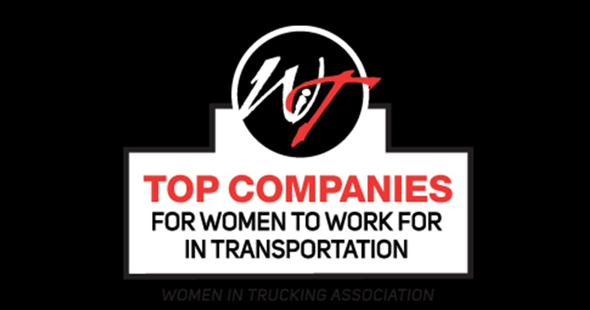 Women In Trucking Association Names 2020 Top Companies for Women to Work For In Transportation