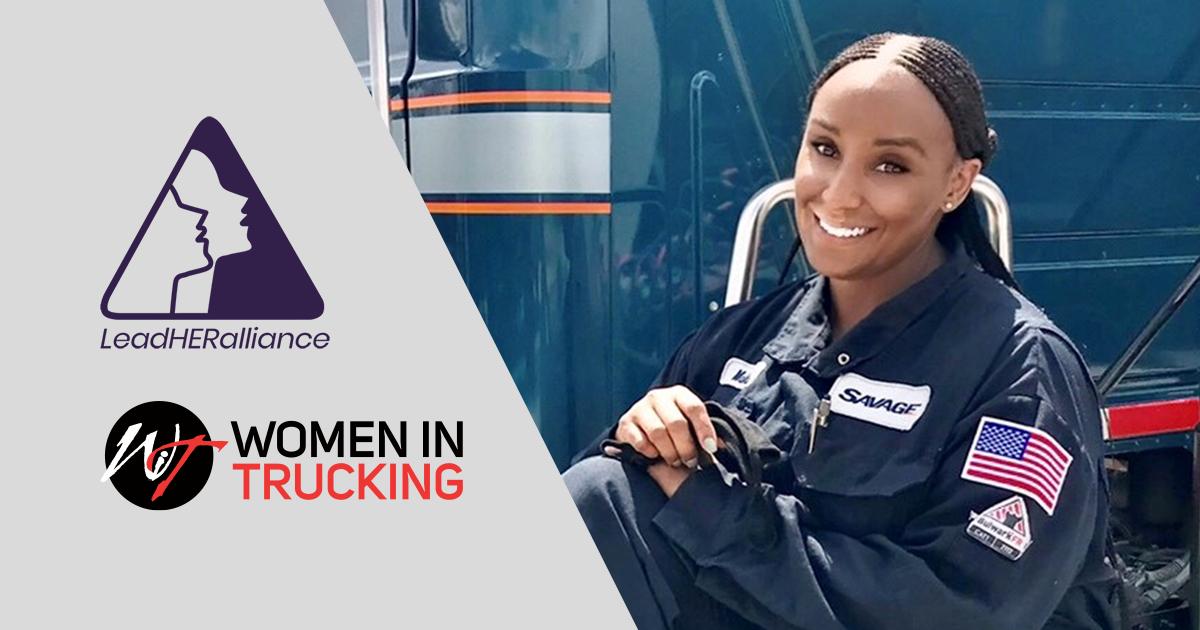 Women In Trucking Association Launches Female Driver Mentoring Program