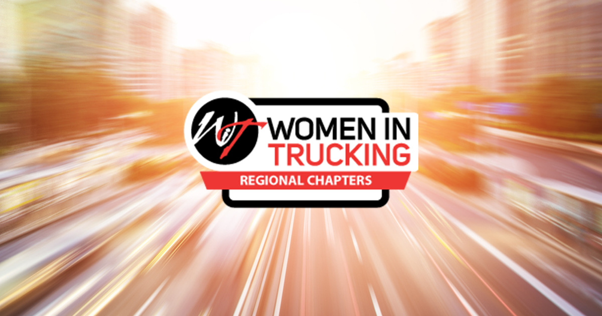 Women In Trucking Association Announces Local Chapter Strategy