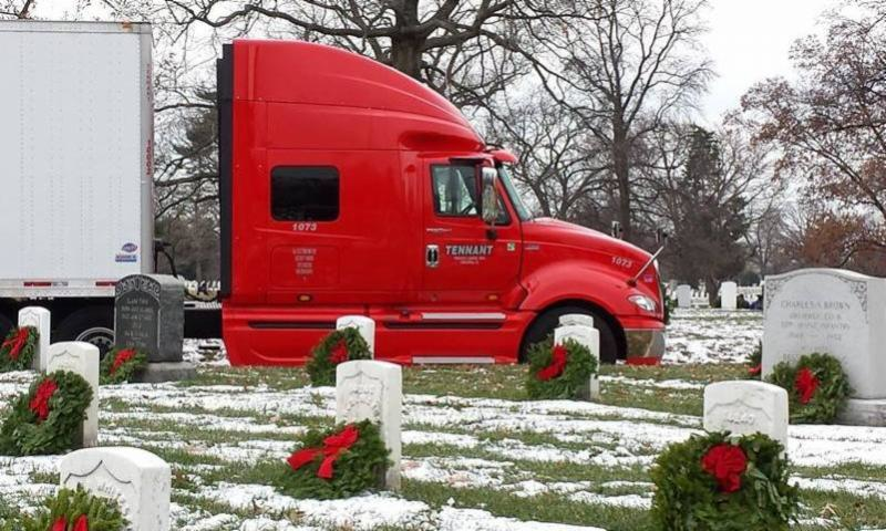 Nominate: Female Veteran to Join WIT Driver Ambassador on Wreaths Across America Trek