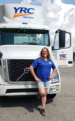 Women In Trucking Announces its 2019 September Member of the Month