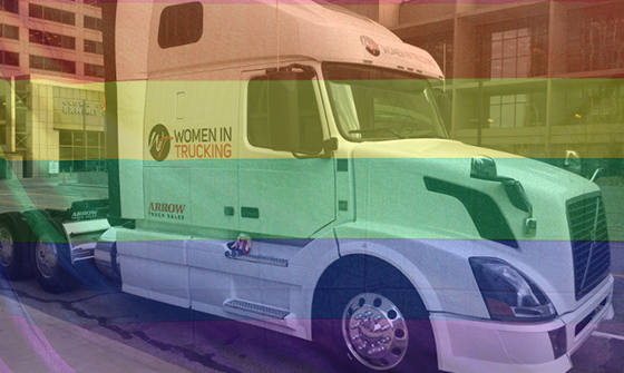 Women In Trucking Association, A voice for gender diversity