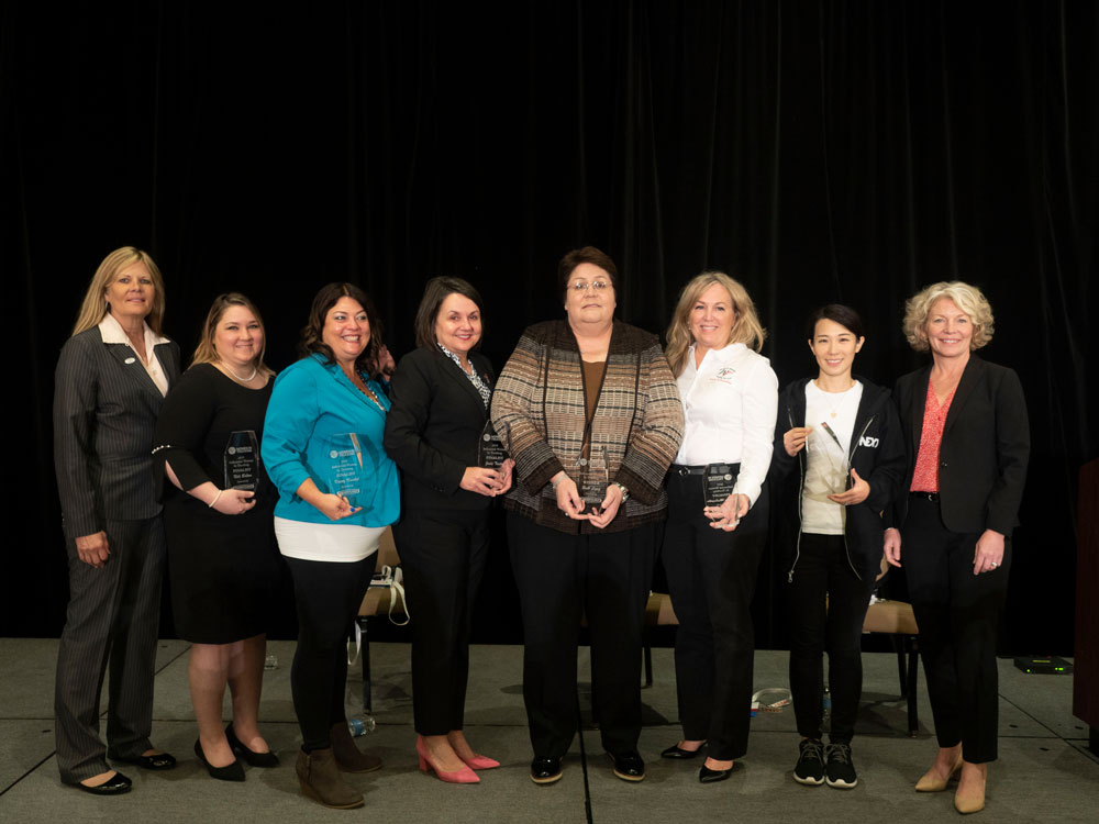 Women In Trucking Announces Finalists for 2019 Influential Woman in Trucking Award