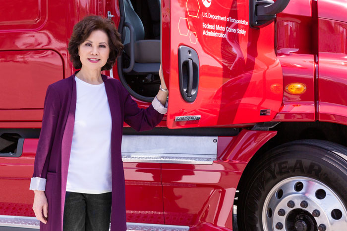 Women In Trucking Association Announces U.S. Secretary of Transportation Elaine Chao as Keynote Speaker