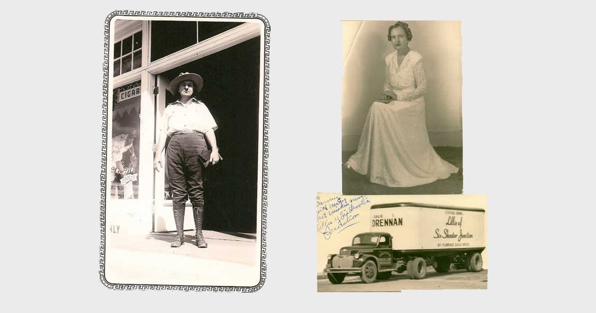 HERstory: First Female Trucking Firm Owner