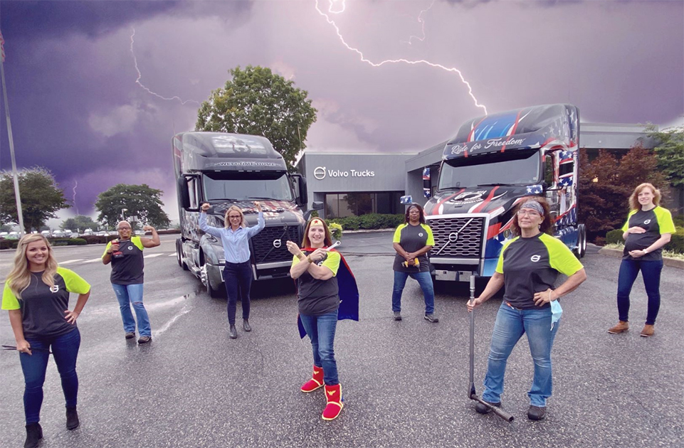 The Best Of: I HEART Trucking Photo Contest