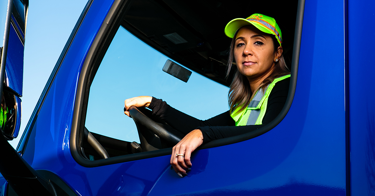 Women In Trucking Announces its November 2020 Member of the Month