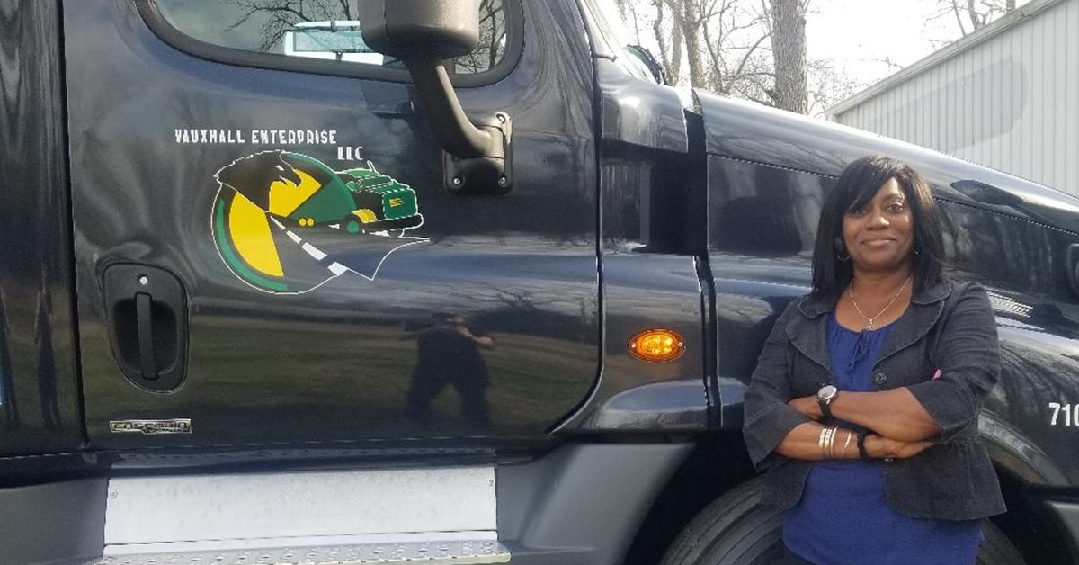 LeadHERtrucking: Empowering Success Behind the Wheel