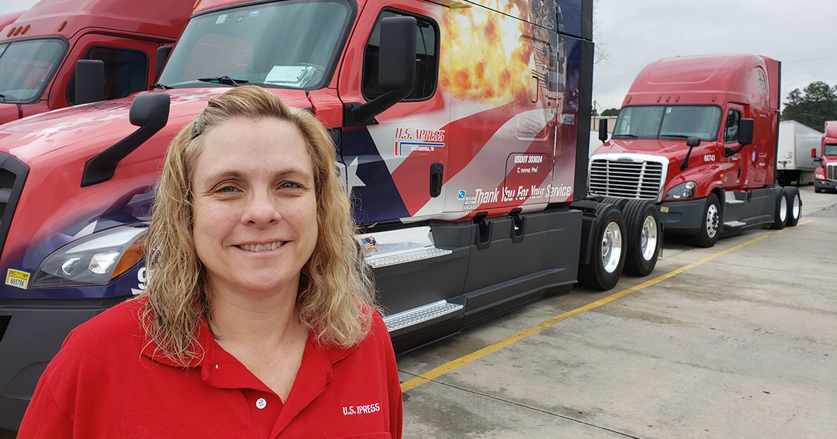 Women In Trucking Announces its October 2020 Member of the Month