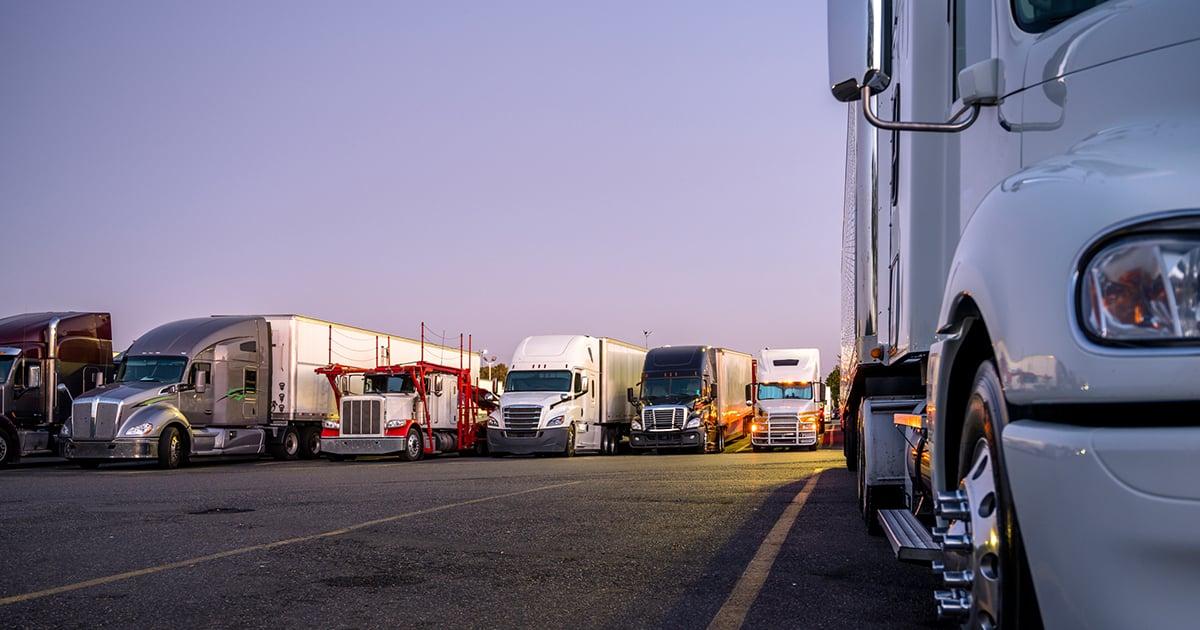 Truck Stops and Tarmacs