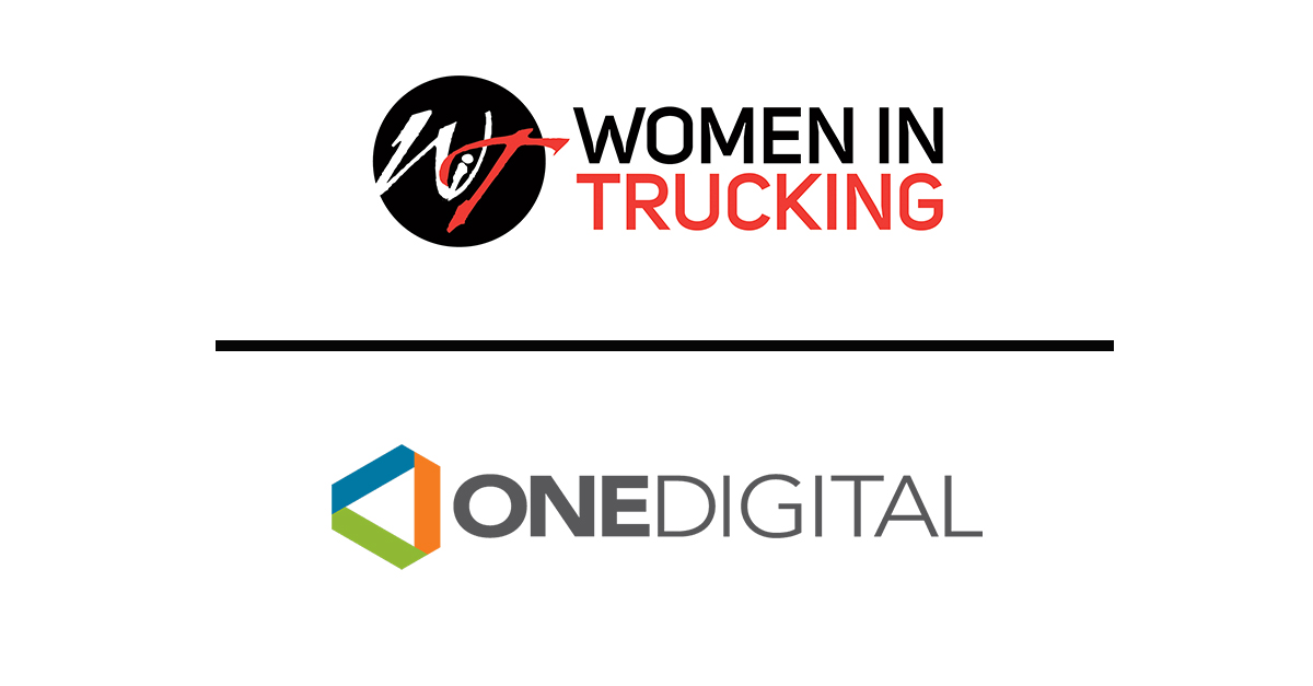 Women In Trucking Association Partners With OneDigital Health and Benefits