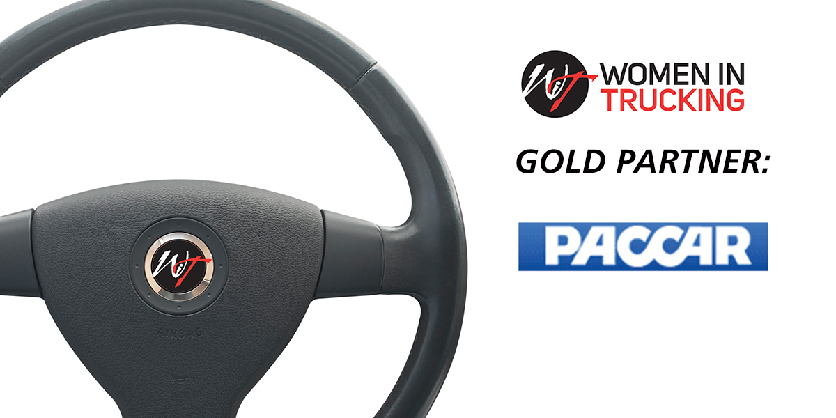 Women In Trucking Continues Gold Level Partnership with PACCAR