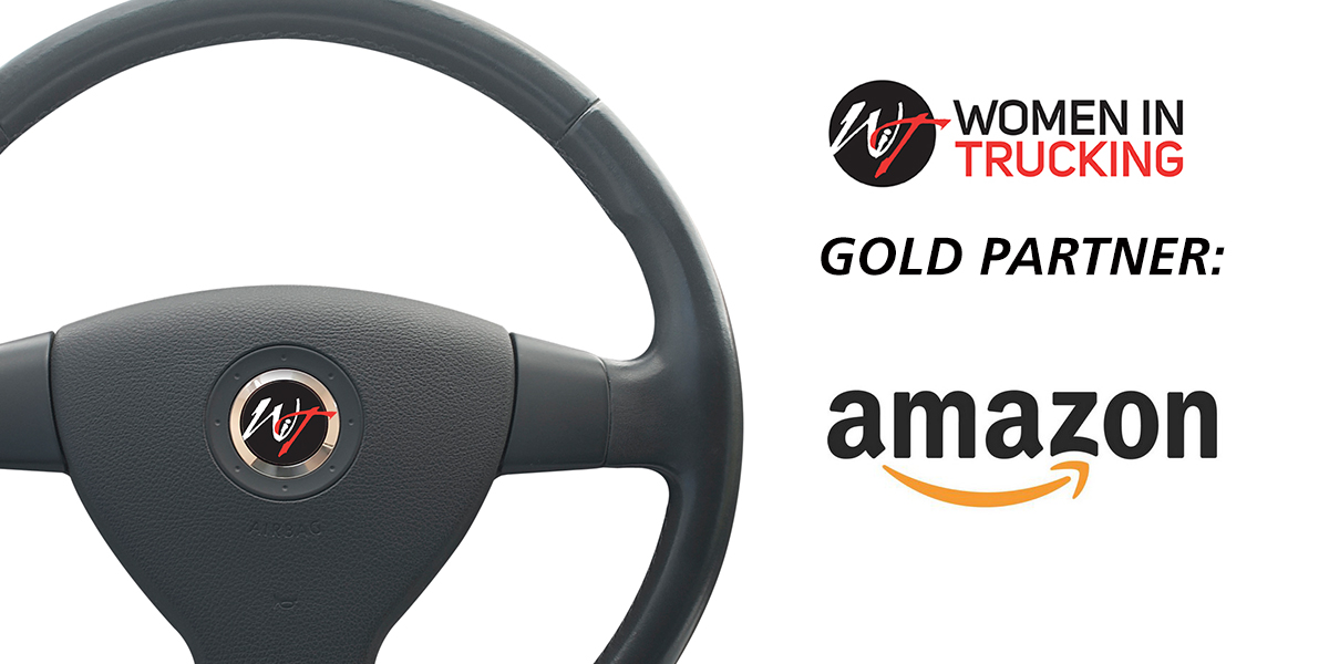 Women In Trucking Association Announces Continued Partnership with Amazon