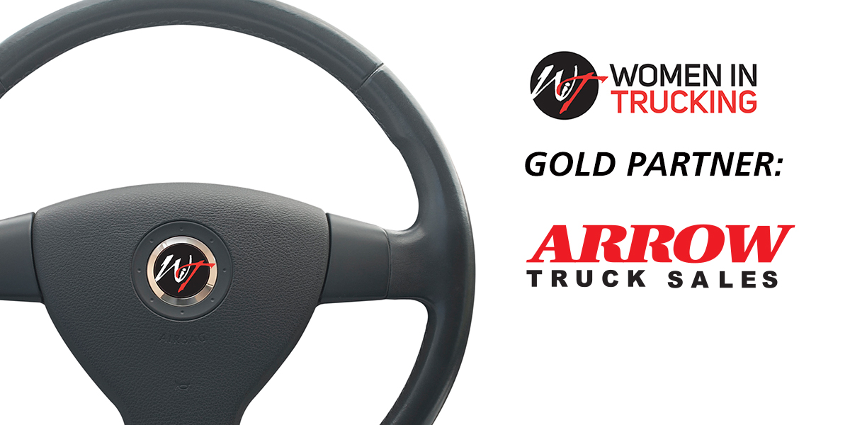 Women In Trucking Continues Partnership with Arrow Truck Sales