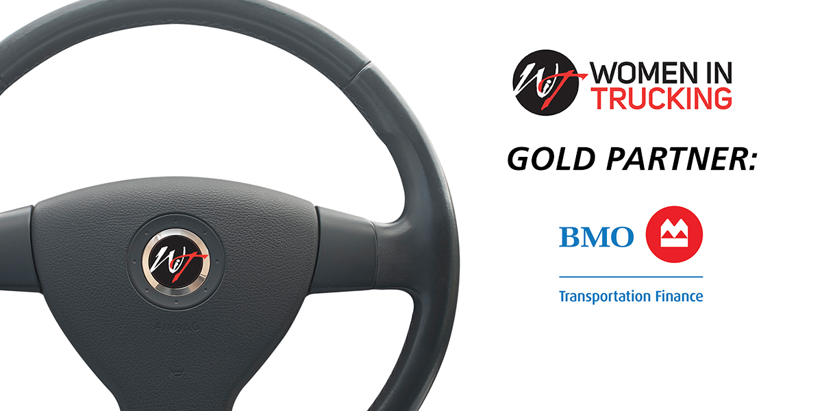 Women In Trucking Association Announces Continued Partnership with BMO Transportation Finance