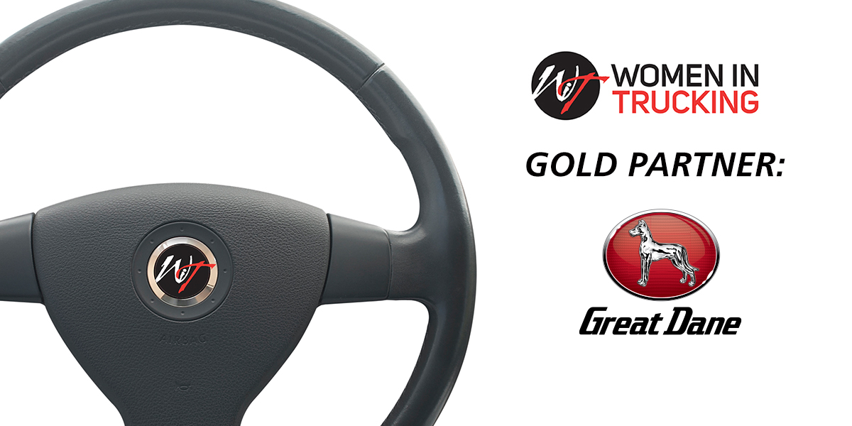 Women In Trucking Association Announces Continued Gold Partnership with Great Dane