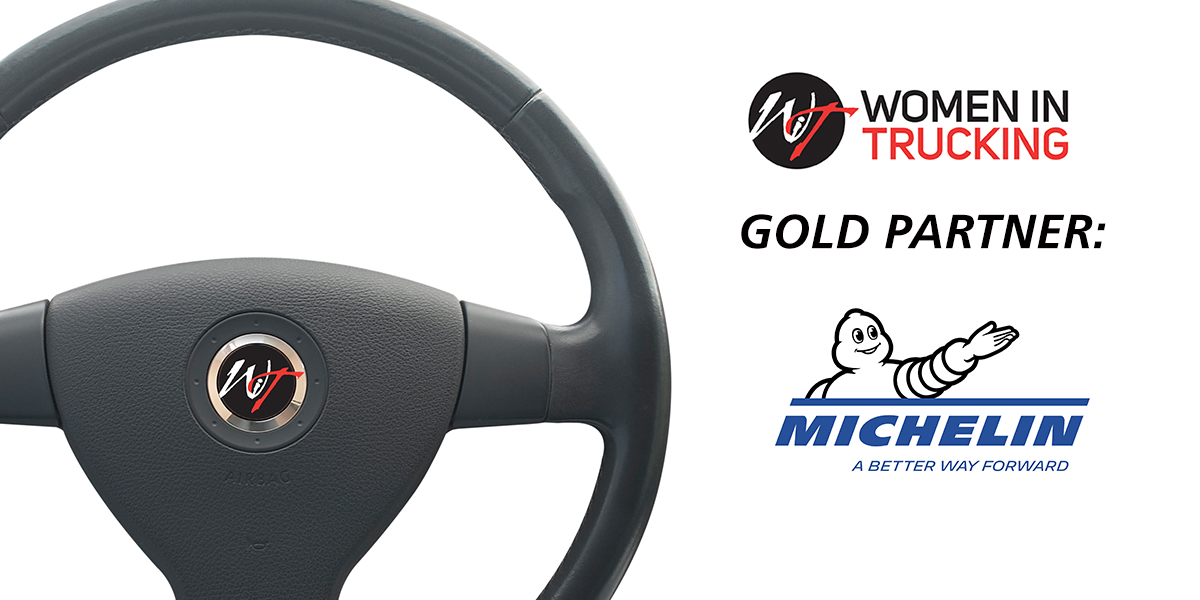Women In Trucking Association Announces Continued Partnership with Michelin North America, Inc.