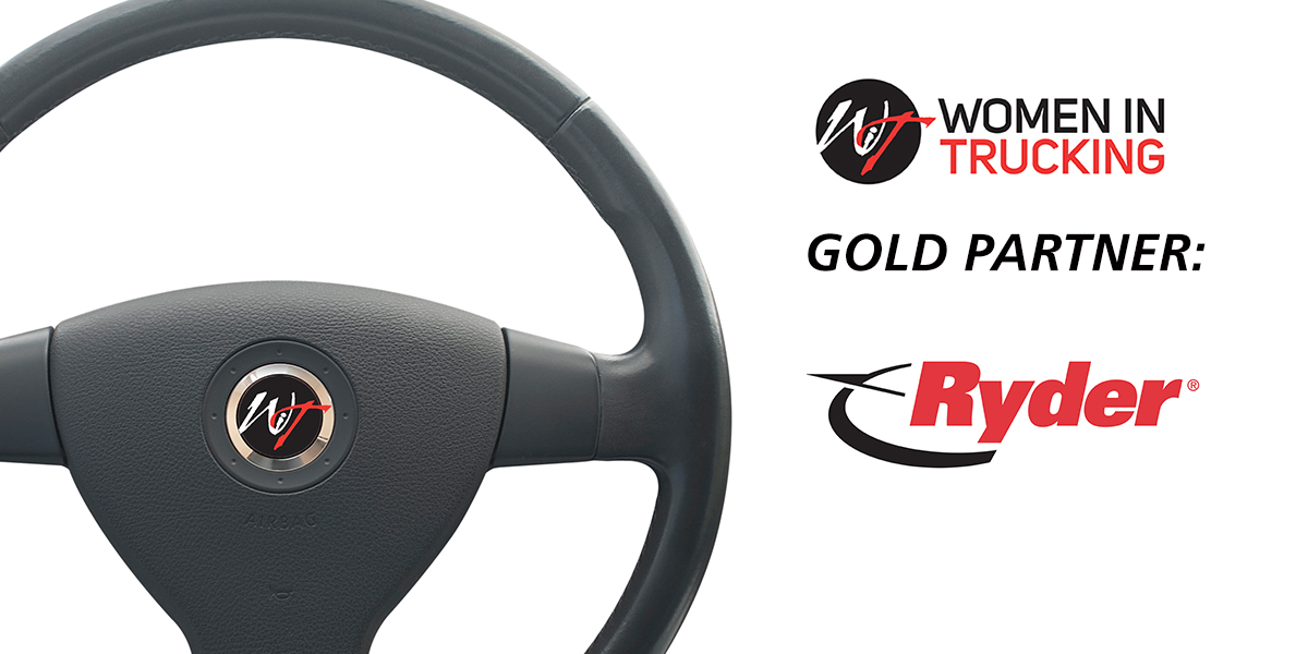 Women In Trucking Association Announces Gold Level Partnership with Ryder System, Inc.