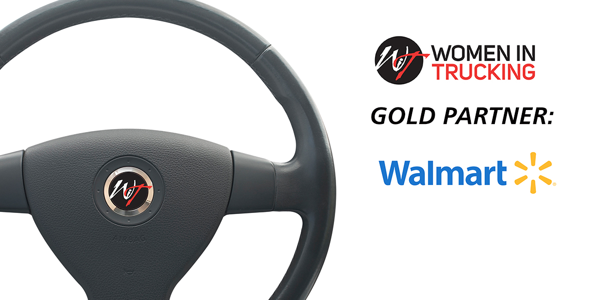 Women In Trucking Association Announces Continued Partnership with Walmart