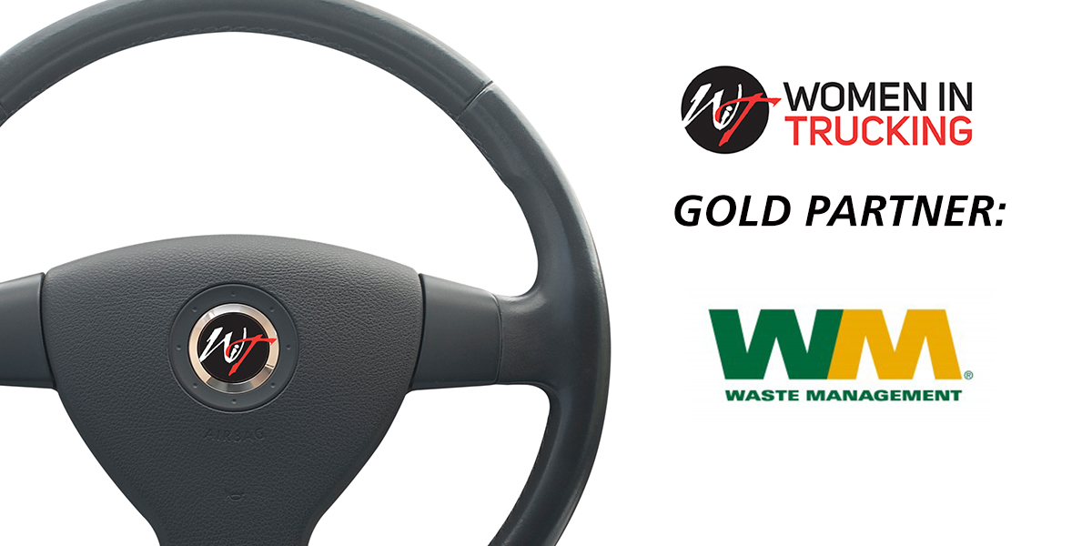 Women In Trucking Association Announces New Gold Level Partnership with Waste Management