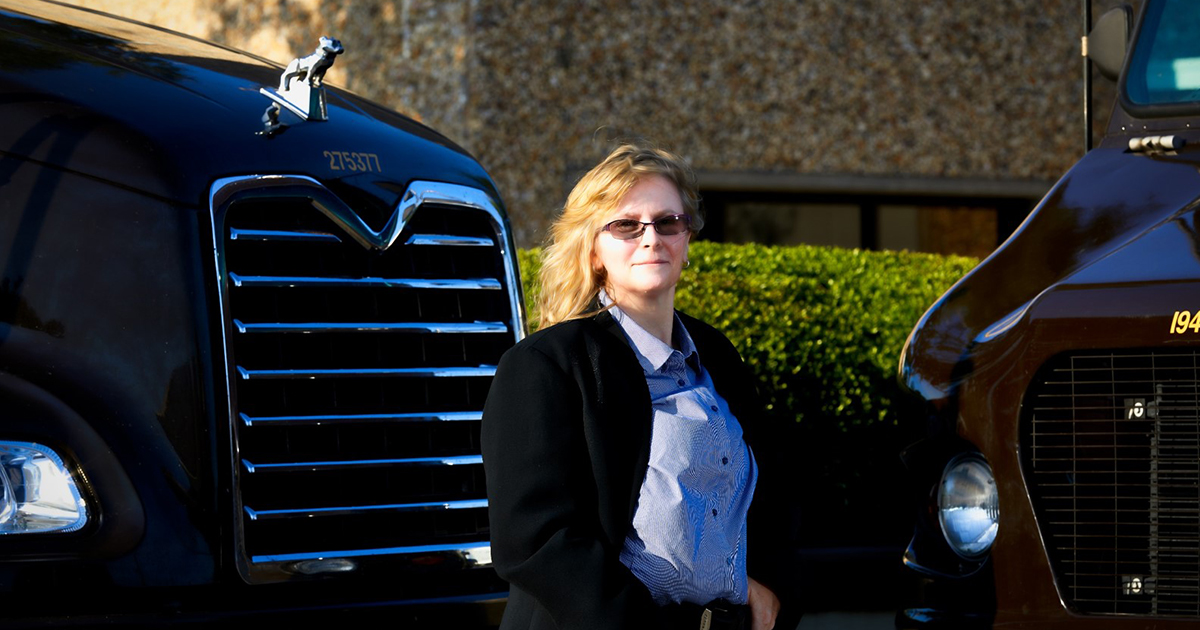 Ten Tips to Attract and Retain Women as Professional Drivers
