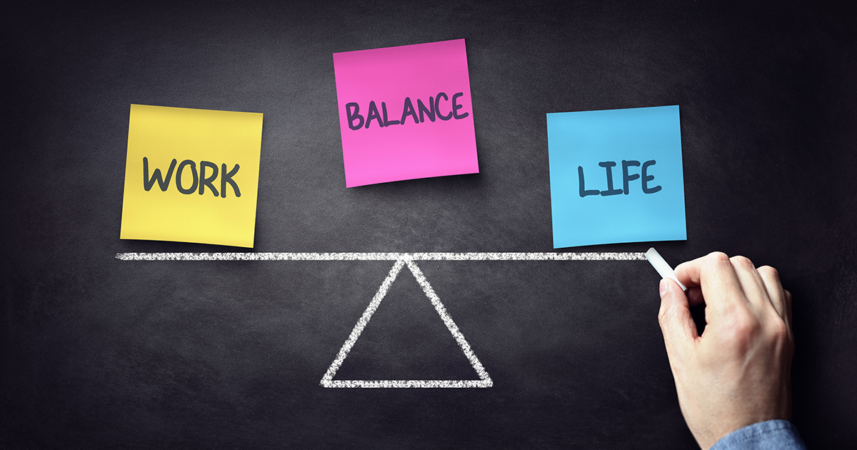 Are You Living to Work, or Working to Live?